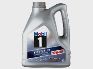 Mobil 1 Extended Life™ 10W-60